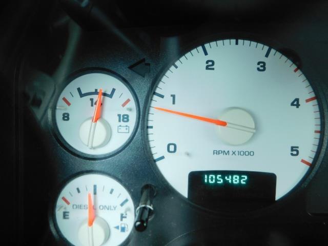 2005 Dodge Ram 3500 Laramie / 4X4 / 5.9L DIESEL / 105K Mi/ 6-Speed DRW - Photo 21 - Portland, OR 97217