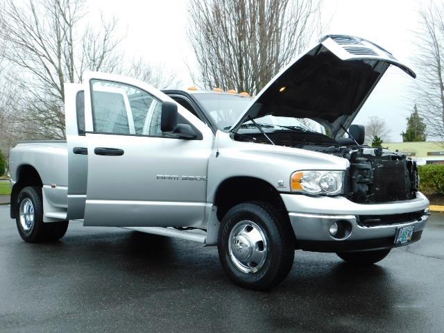2005 Dodge Ram 3500 Laramie / 4X4 / 5.9L DIESEL / 105K Mi/ 6-Speed DRW - Photo 31 - Portland, OR 97217