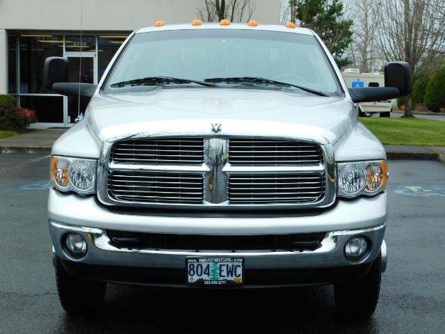 2005 Dodge Ram 3500 Laramie / 4X4 / 5.9L DIESEL / 105K Mi/ 6-Speed DRW - Photo 5 - Portland, OR 97217