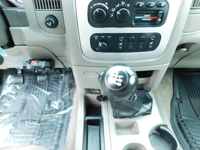 2005 Dodge Ram 3500 Laramie / 4X4 / 5.9L DIESEL / 105K Mi/ 6-Speed DRW - Photo 22 - Portland, OR 97217