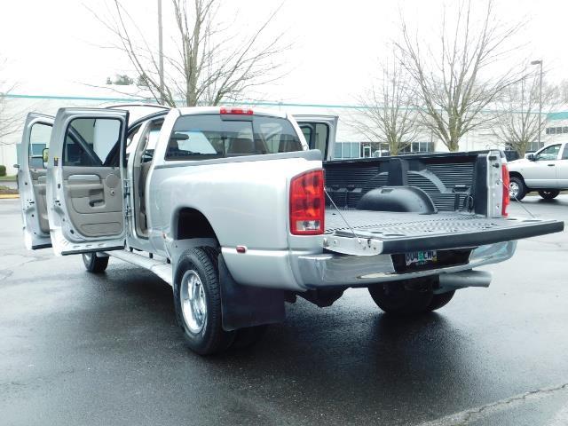 2005 Dodge Ram 3500 Laramie / 4X4 / 5.9L DIESEL / 105K Mi/ 6-Speed DRW - Photo 36 - Portland, OR 97217