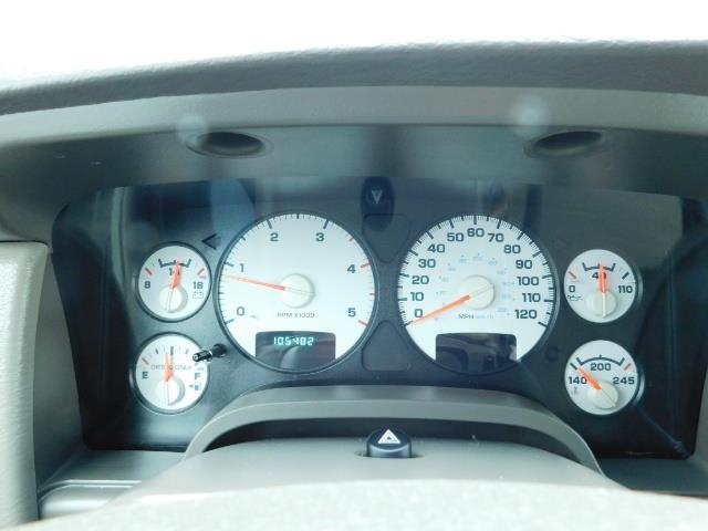 2005 Dodge Ram 3500 Laramie / 4X4 / 5.9L DIESEL / 105K Mi/ 6-Speed DRW - Photo 26 - Portland, OR 97217