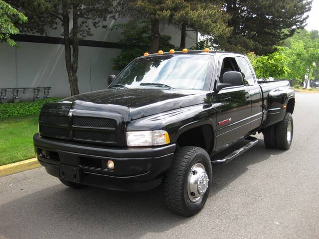D C B on 1998 Dodge 3500 Dually Diesel