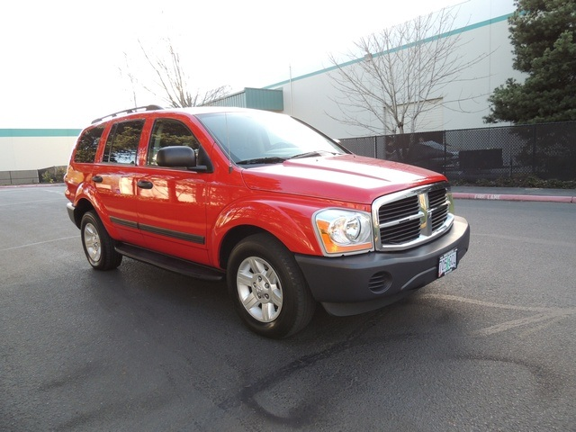 2005 Dodge Durango St 4wd 3rd Row Seat Rear Dvd Excel Cond