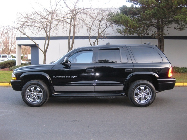 Dodge durango 5.9 rt