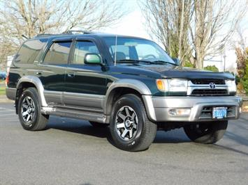 2002 Toyota 4Runner Limited 4x4 / Leather / 1-Owner / Timing Belt SUV