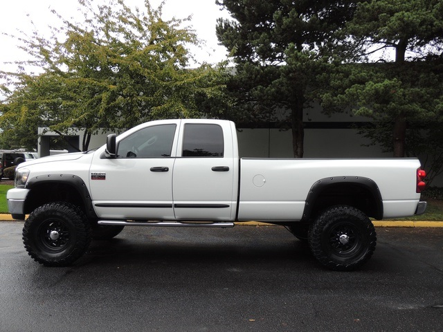 2007 Dodge Ram 2500 Slt 4x4 5 9l Sel Long Bed Lifted