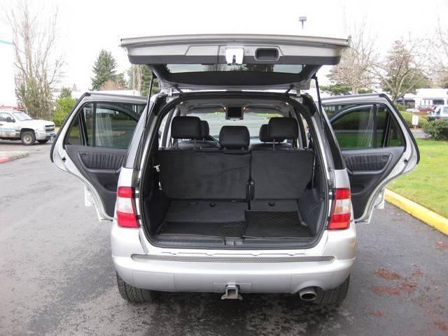 Superior 2002 Mercedes Benz ML320 / Sport Pkg/ AWD   Photo 12   Portland,