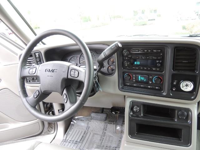 2007 GMC Sierra 2500 SLT 4X4 / 6.6 Duramax Diesel / LBZ Motor / Allison - Photo 27 - Portland, OR 97217