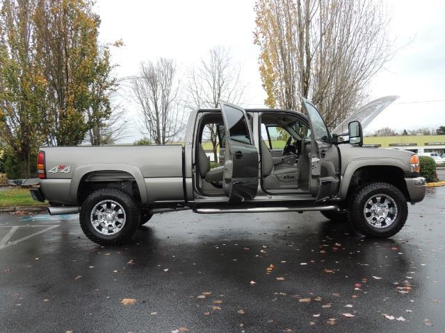 2007 GMC Sierra 2500 SLT 4X4 / 6.6 Duramax Diesel / LBZ Motor / Allison - Photo 17 - Portland, OR 97217