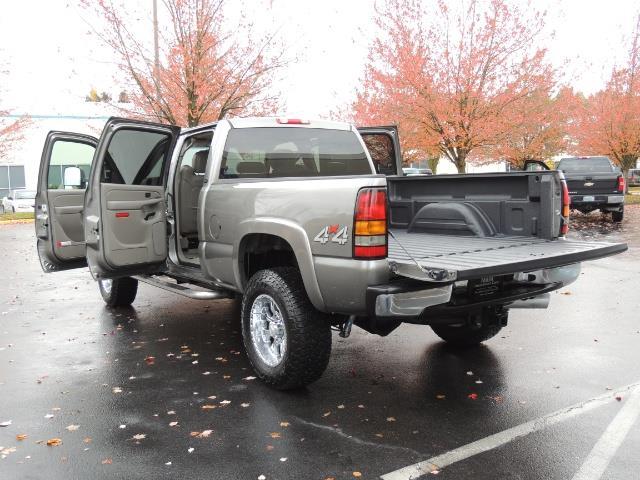2007 GMC Sierra 2500 SLT 4X4 / 6.6 Duramax Diesel / LBZ Motor / Allison - Photo 14 - Portland, OR 97217