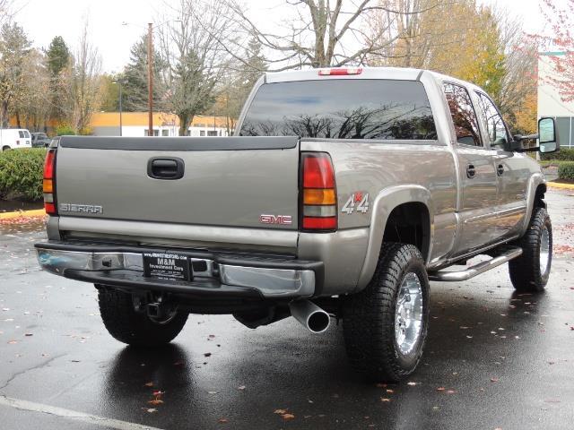 2007 GMC Sierra 2500 SLT 4X4 / 6.6 Duramax Diesel / LBZ Motor / Allison - Photo 8 - Portland, OR 97217