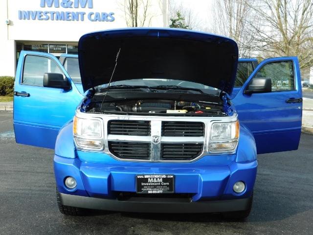 2007 Dodge Nitro SLT SPORT SUV / 4X4 / V6 3.4L / SUN ROOF - Photo 29 - Portland, OR 97217