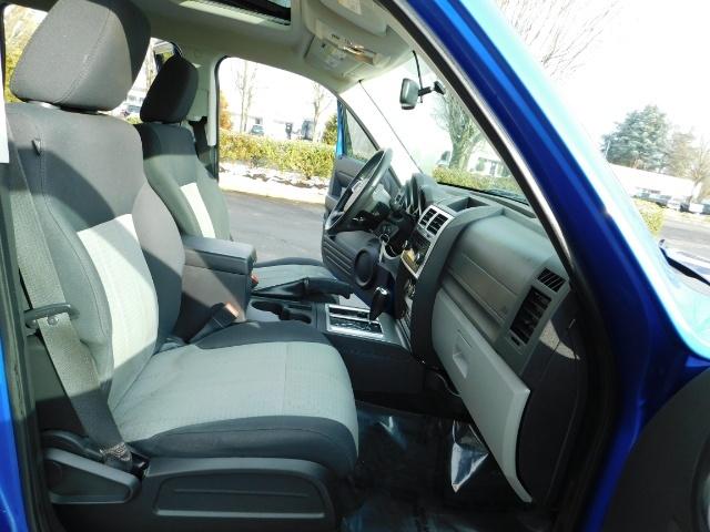 2007 Dodge Nitro SLT SPORT SUV / 4X4 / V6 3.4L / SUN ROOF - Photo 17 - Portland, OR 97217