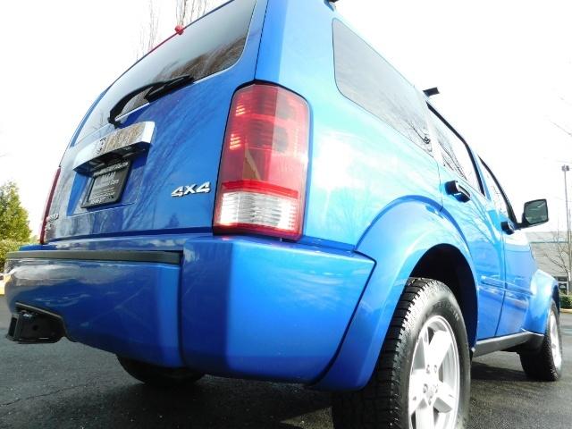 2007 Dodge Nitro SLT SPORT SUV / 4X4 / V6 3.4L / SUN ROOF - Photo 12 - Portland, OR 97217