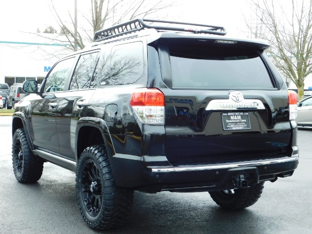 """2011 Toyota 4Runner V6 / 4X4 / LEATHER / CAMERA / 20 """" XD RIMS / LIFTED - Photo 7 - Portland, OR 97217"""