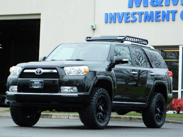 """2011 Toyota 4Runner V6 / 4X4 / LEATHER / CAMERA / 20 """" XD RIMS / LIFTED - Photo 47 - Portland, OR 97217"""