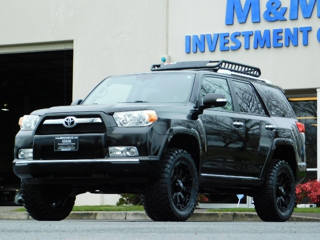 """2011 Toyota 4Runner V6 / 4X4 / LEATHER / CAMERA / 20 """" XD RIMS / LIFTED - Photo 44 - Portland, OR 97217"""