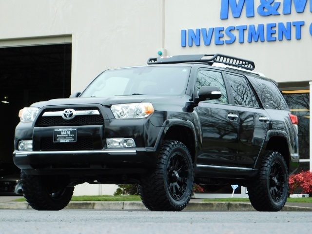 """2011 Toyota 4Runner V6 / 4X4 / LEATHER / CAMERA / 20 """" XD RIMS / LIFTED - Photo 46 - Portland, OR 97217"""
