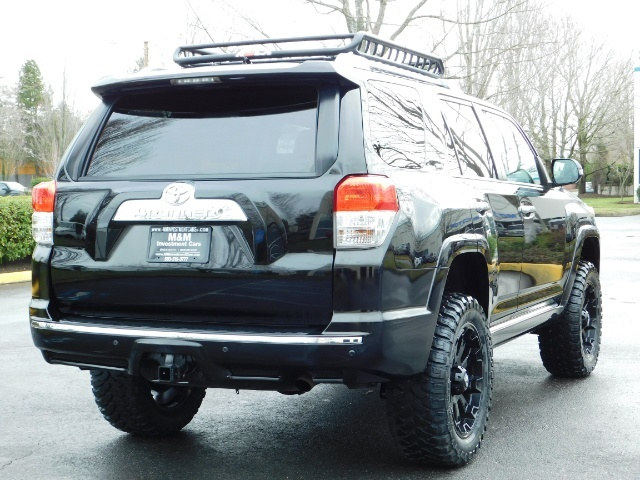 """2011 Toyota 4Runner V6 / 4X4 / LEATHER / CAMERA / 20 """" XD RIMS / LIFTED - Photo 8 - Portland, OR 97217"""