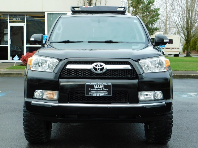 """2011 Toyota 4Runner V6 / 4X4 / LEATHER / CAMERA / 20 """" XD RIMS / LIFTED - Photo 5 - Portland, OR 97217"""