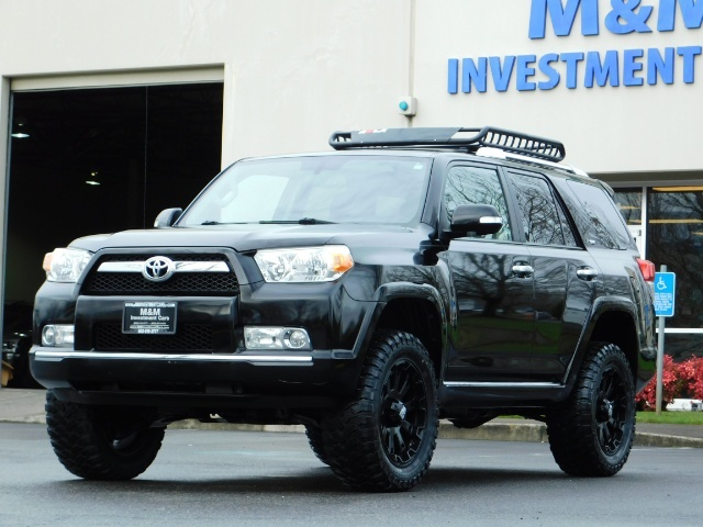 """2011 Toyota 4Runner V6 / 4X4 / LEATHER / CAMERA / 20 """" XD RIMS / LIFTED - Photo 48 - Portland, OR 97217"""
