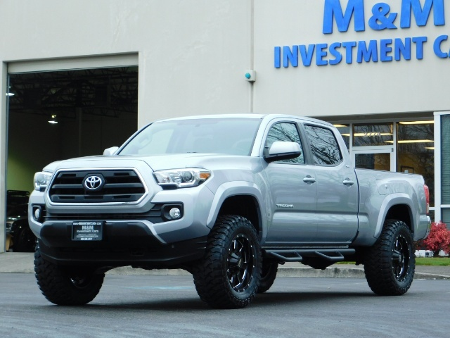 2016 Toyota Tacoma SR5 V6 / 4X4 / Backup camera / LONG BED / LIFTED - Photo 45 - Portland, OR 97217