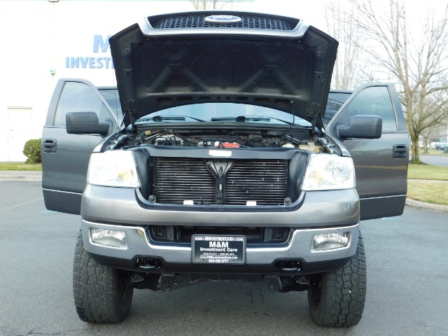 2005 Ford F-150 SuperCrew XLT / 4X4 / LOW MILES / LIFTED !! - Photo 31 - Portland, OR 97217