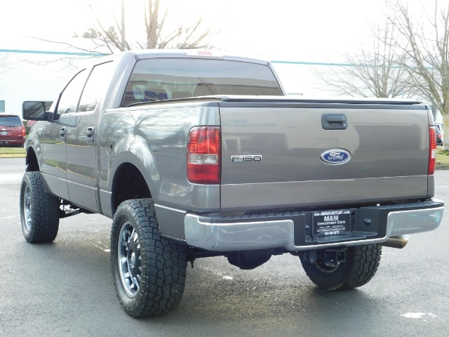 2005 Ford F-150 SuperCrew XLT / 4X4 / LOW MILES / LIFTED !! - Photo 7 - Portland, OR 97217