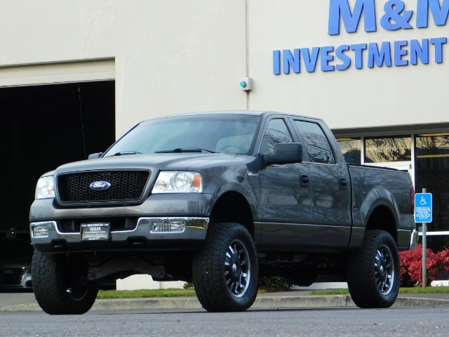 2005 Ford F-150 SuperCrew XLT / 4X4 / LOW MILES / LIFTED !! - Photo 39 - Portland, OR 97217