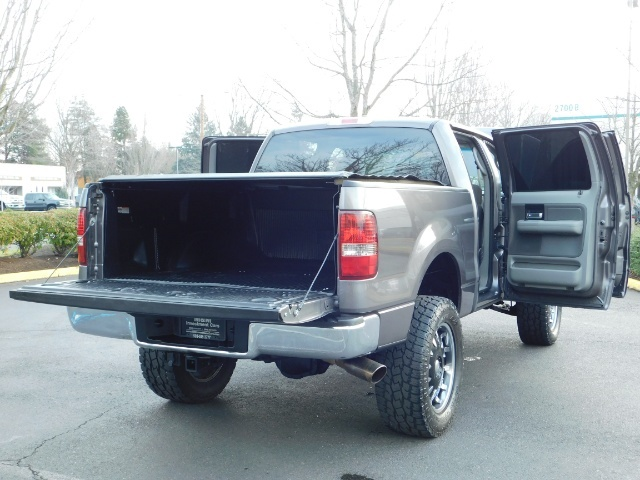 2005 Ford F-150 SuperCrew XLT / 4X4 / LOW MILES / LIFTED !! - Photo 29 - Portland, OR 97217