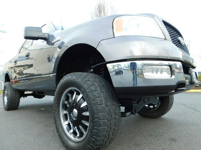 2005 Ford F-150 SuperCrew XLT / 4X4 / LOW MILES / LIFTED !! - Photo 12 - Portland, OR 97217
