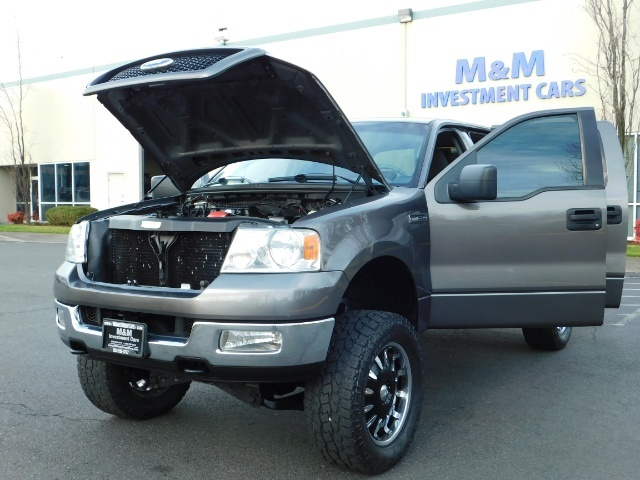 2005 Ford F-150 SuperCrew XLT / 4X4 / LOW MILES / LIFTED !! - Photo 33 - Portland, OR 97217