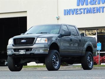 2005 Ford F-150 SuperCrew XLT / 4X4 / LOW MILES / LIFTED !! Truck