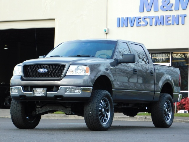 2005 Ford F-150 SuperCrew XLT / 4X4 / LOW MILES / LIFTED !! - Photo 40 - Portland, OR 97217