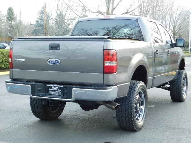 2005 Ford F-150 SuperCrew XLT / 4X4 / LOW MILES / LIFTED !! - Photo 8 - Portland, OR 97217