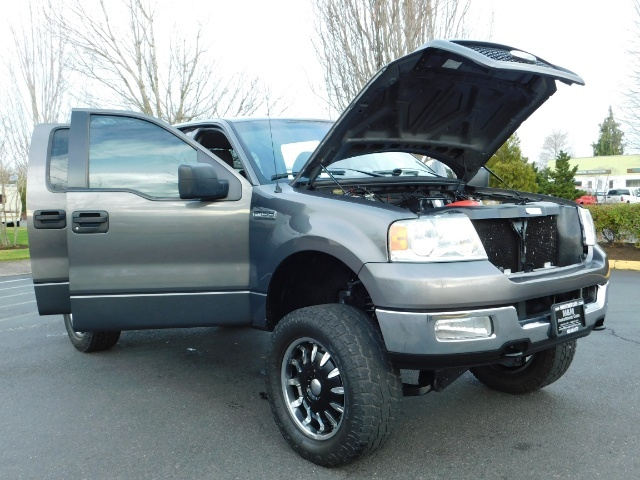 2005 Ford F-150 SuperCrew XLT / 4X4 / LOW MILES / LIFTED !! - Photo 30 - Portland, OR 97217