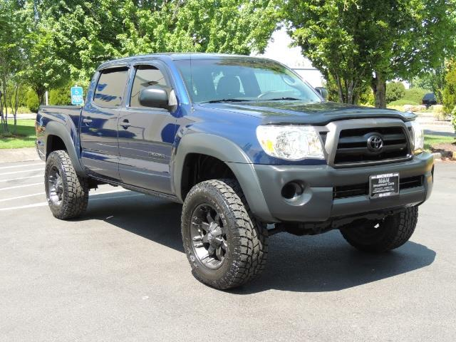 2008 toyota tacoma double cab v6 4x4 6 speed manual lifted rh mminvestmentcars com toyota tacoma 2008 repair manual toyota tacoma 2006 manual