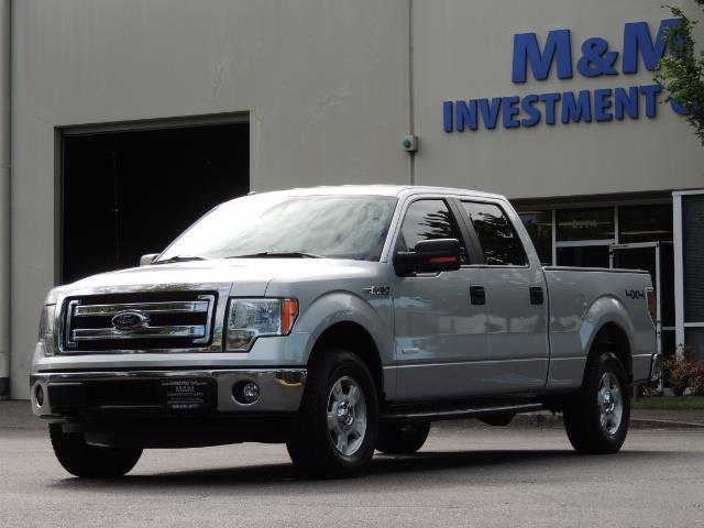 2014 Ford F-150 XLT / 4x4 / Long Bed 6.5FT / 1-Owner - Photo 41 - Portland, OR 97217