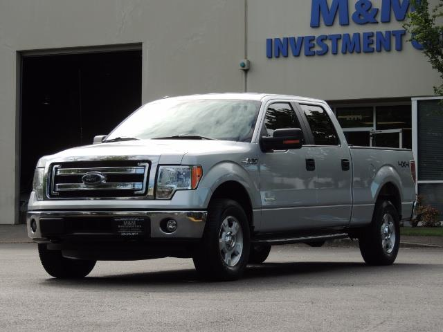 2014 Ford F-150 XLT / 4x4 / Long Bed 6.5FT / 1-Owner - Photo 45 - Portland, OR 97217