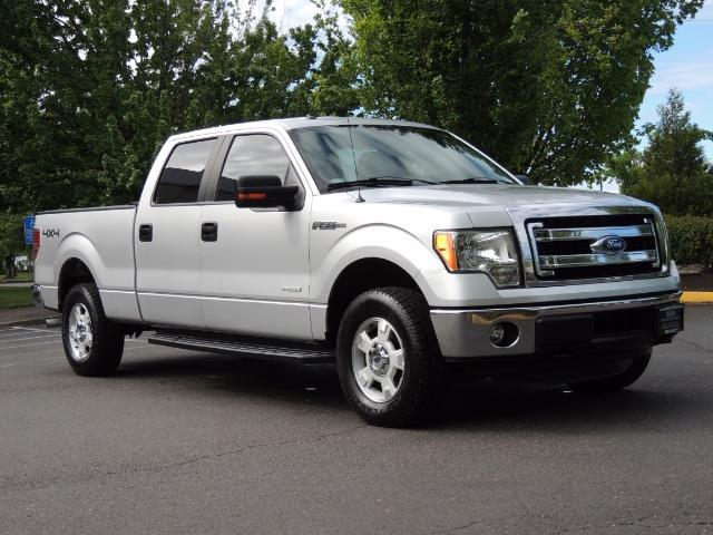 2014 Ford F-150 XLT / 4x4 / Long Bed 6.5FT / 1-Owner - Photo 2 - Portland, OR 97217
