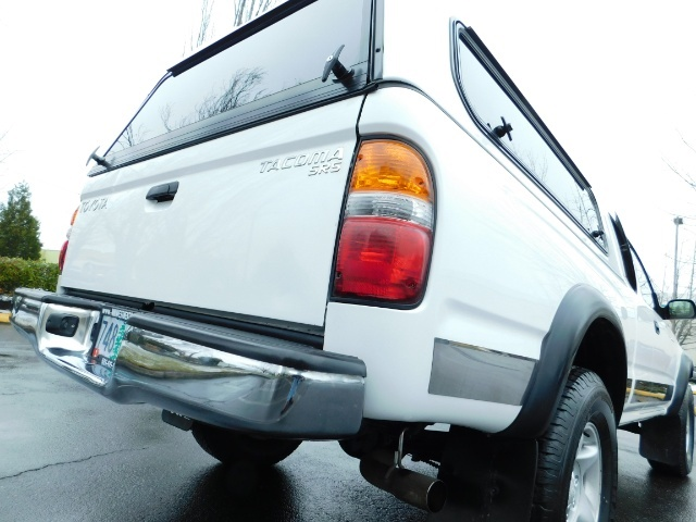 2004 Toyota Tacoma 4X4 Xtracab / Matching Canopy / 1-OWNER - Photo 11 - Portland, OR 97217