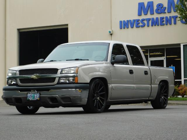 2005 Chevrolet Silverado 1500 LS 4dr Crew Cab LS / Navigation/ Remote Start - Photo 1 - Portland, OR 97217