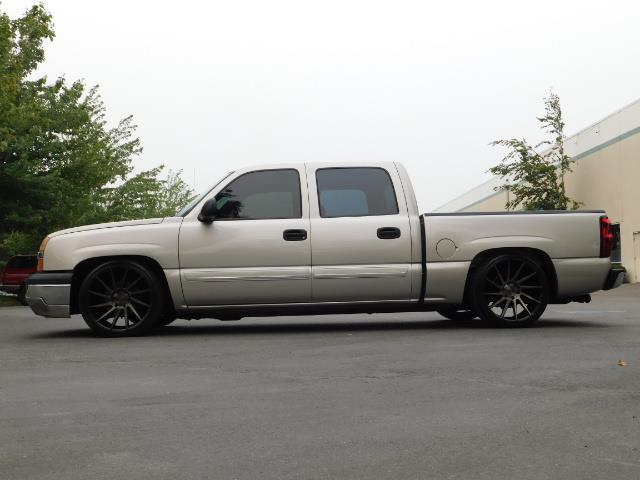 2005 Chevrolet Silverado 1500 LS 4dr Crew Cab LS / Navigation/ Remote Start - Photo 3 - Portland, OR 97217