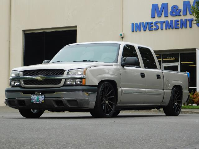 2005 Chevrolet Silverado 1500 LS 4dr Crew Cab LS / Navigation/ Remote Start - Photo 43 - Portland, OR 97217