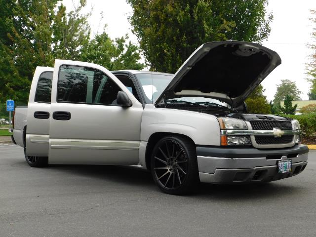 2005 Chevrolet Silverado 1500 LS 4dr Crew Cab LS / Navigation/ Remote Start - Photo 31 - Portland, OR 97217