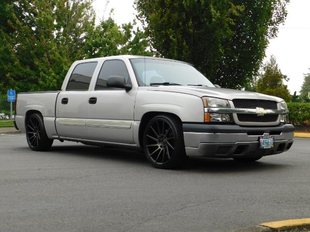 2005 Chevrolet Silverado 1500 LS 4dr Crew Cab LS / Navigation/ Remote Start - Photo 2 - Portland, OR 97217