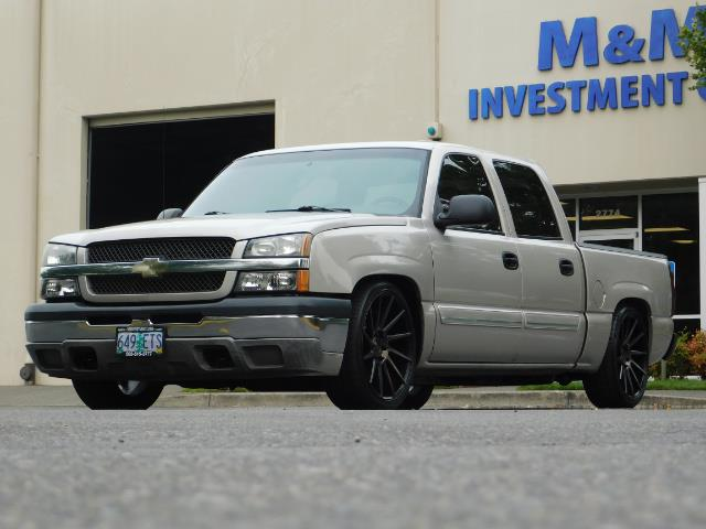 2005 Chevrolet Silverado 1500 LS 4dr Crew Cab LS / Navigation/ Remote Start - Photo 41 - Portland, OR 97217