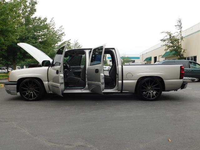 2005 Chevrolet Silverado 1500 LS 4dr Crew Cab LS / Navigation/ Remote Start - Photo 26 - Portland, OR 97217