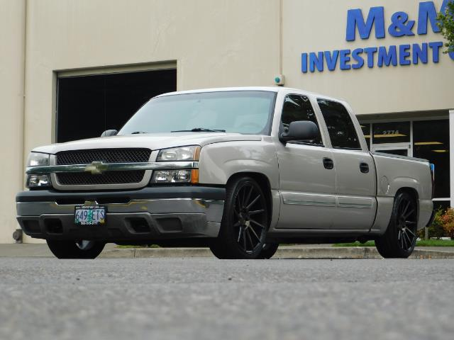 2005 Chevrolet Silverado 1500 LS 4dr Crew Cab LS / Navigation/ Remote Start - Photo 42 - Portland, OR 97217
